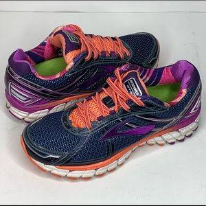 Brooks Adrenaline GTS 15 Womens 8.5B Running Shoes